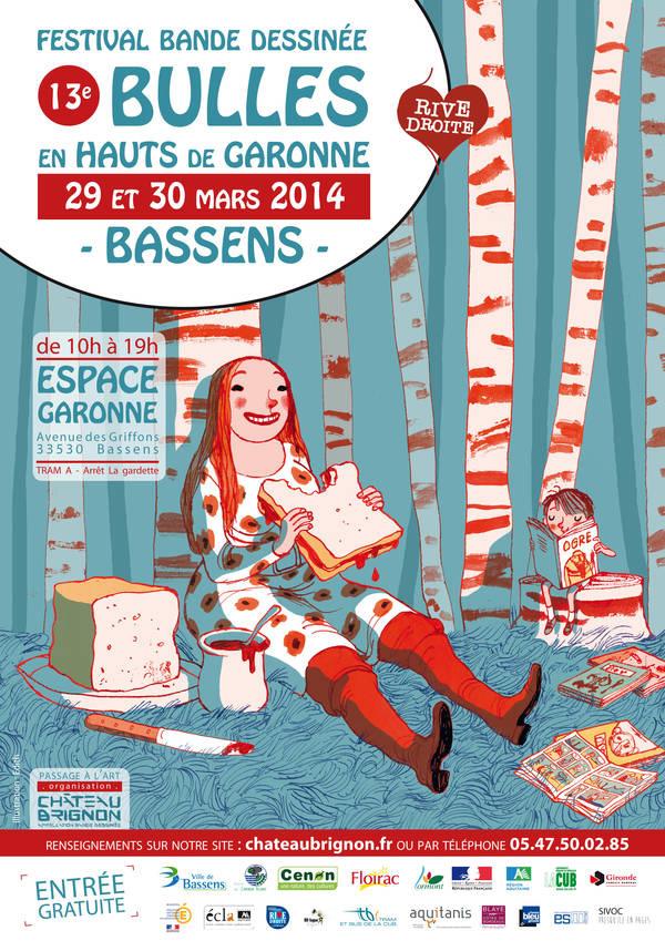 Festival Bulles en haut de Garonne