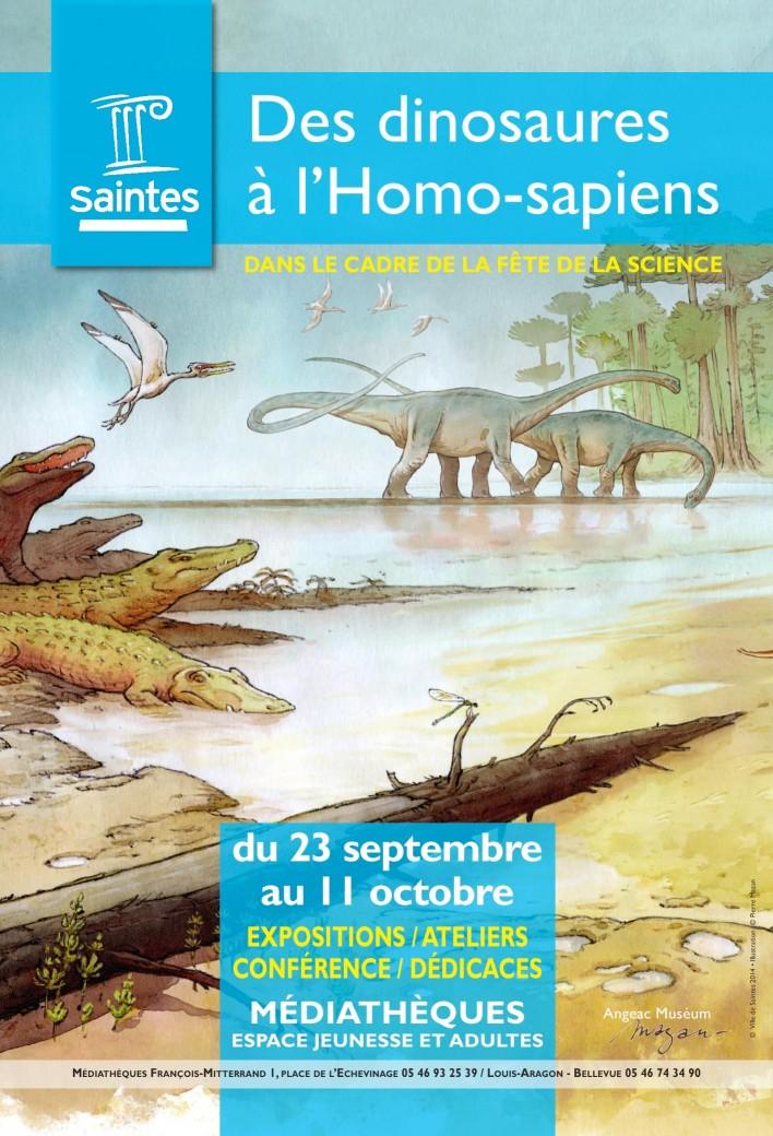 Exposition Mimo à Saintes