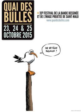 Festival Quai des Bulles 2015