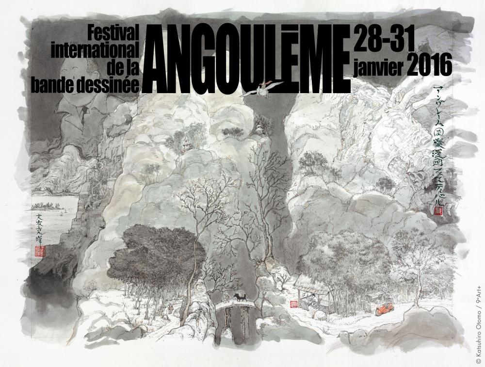 Festival BD d'Angoulême 2016