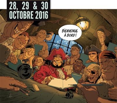 Festival Saint Malo «Quai des bulles»