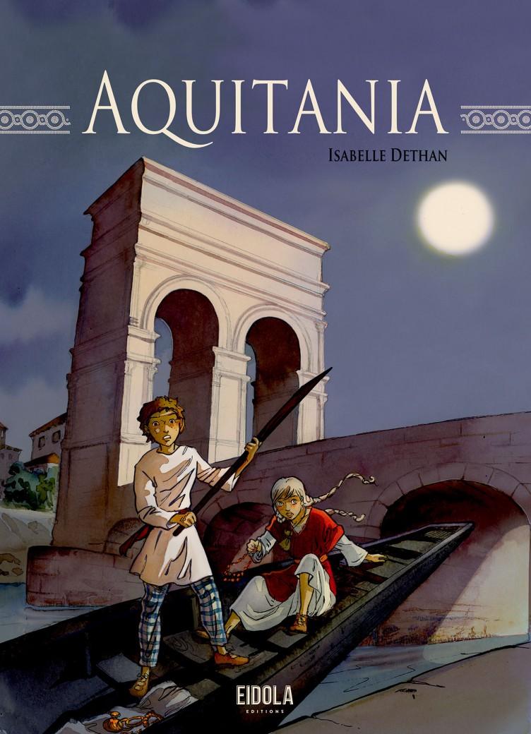 Prix du Public du salon du livre de Mortagne sur Gironde pour «Aquitania»