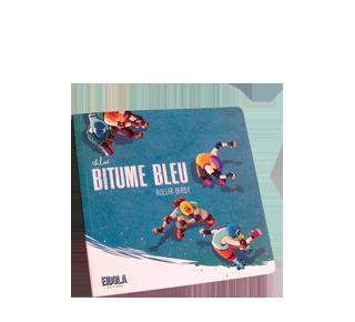 Bitume bleu