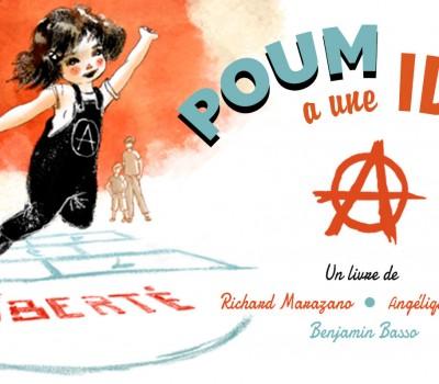 «Poum a une idée » sur Ulule ! Contribuez !