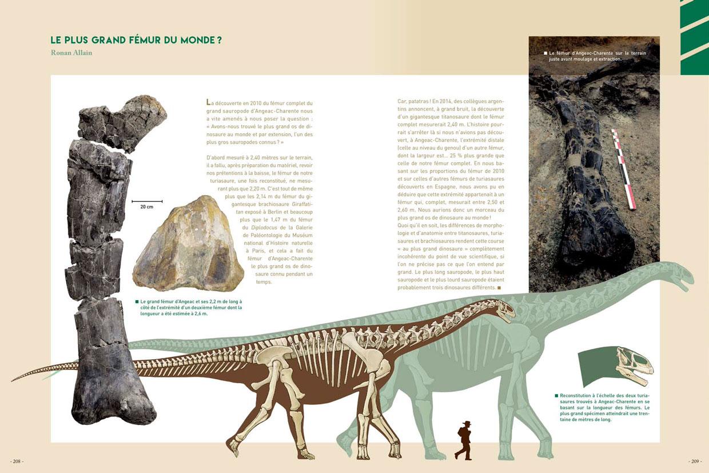 Dinosaures Les Geants Du Vignoble Eidola Editions