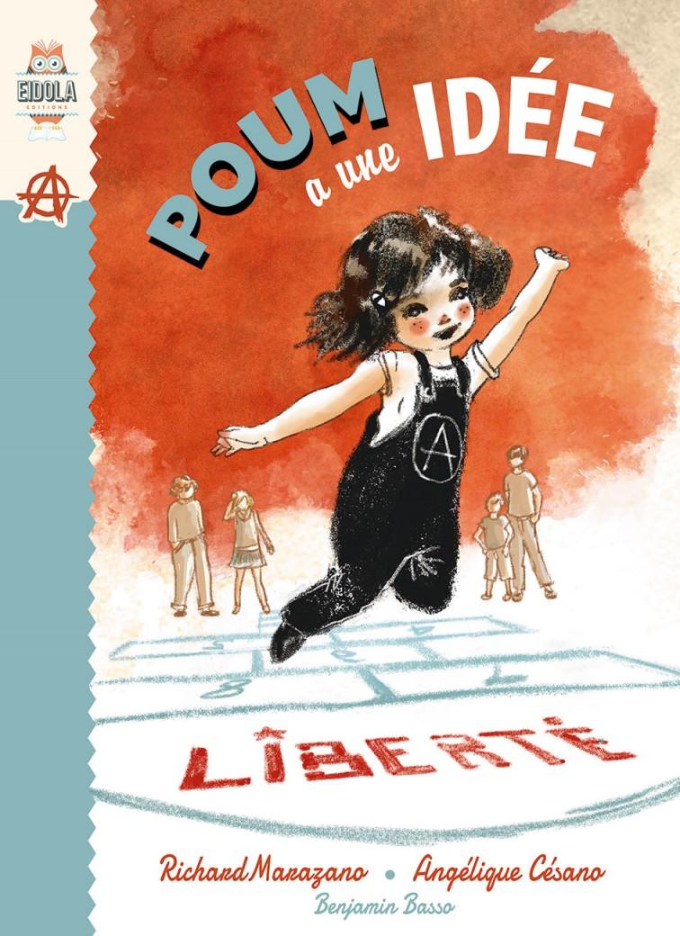 Sortie de l'ouvrage «Poum a une idée » !