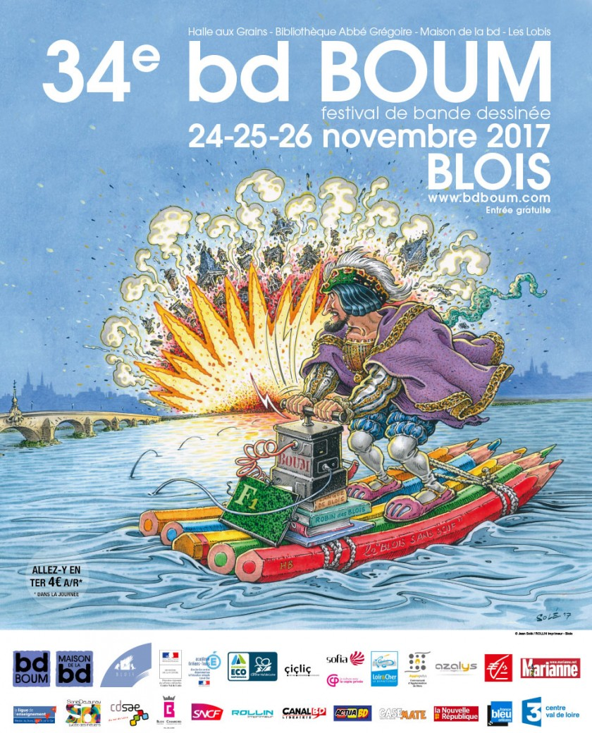 BDBOUM Blois 2017