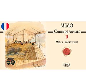 Mimo – Cahier de fouilles II – Numérique