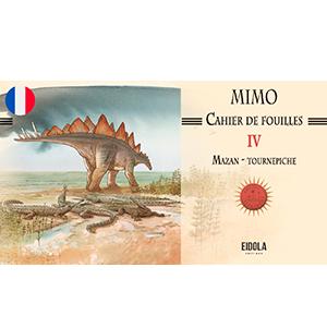 Mimo – Cahier de fouilles IV – Numérique