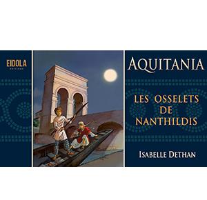 Aquitania – Les osselets de Nanthildis – Webtoon