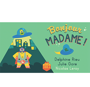 Bonjour madame ! – Webtoon