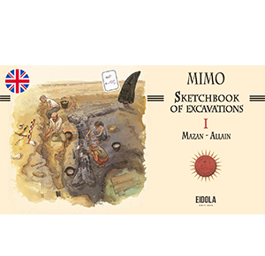Mimo – Sketchbook of excavations I – Digital