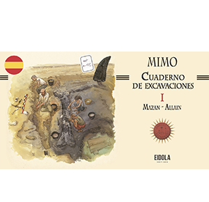 Mimo – Cuaderno de excavaciones I – Digital