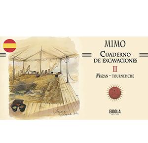 Mimo – Cuaderno de excavaciones II – Digital