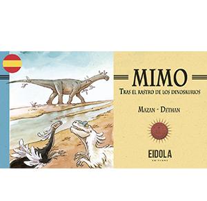 Mimo tras el rastro de los dinosaurios – Webtoon
