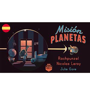 Misión Planetas – Webtoon