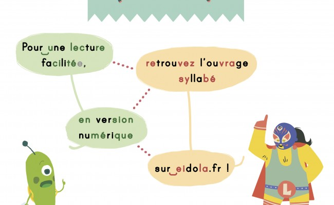 Découvrez nos lectures syllabées