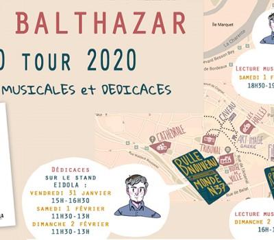 Troy Balthazar FIBD TOUR 2020