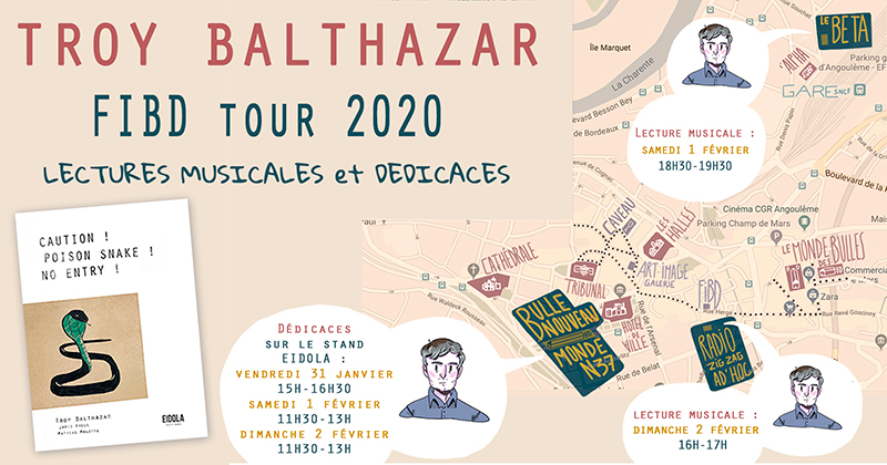 Troy Balthazar FIBD TOUR 2020
